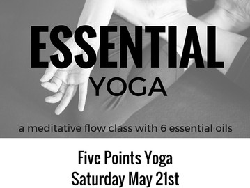 EssentialYoga // May 21st