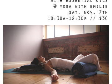 Gentle Flow EssentialYoga // Nov. 7th