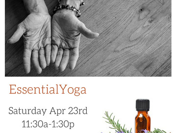 EssentialYoga // Apr. 23rd