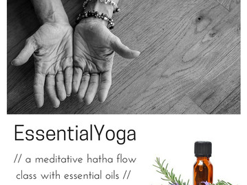 EssentialYoga // Nov. 14th