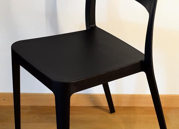 MIDJ Stuhl schwarz