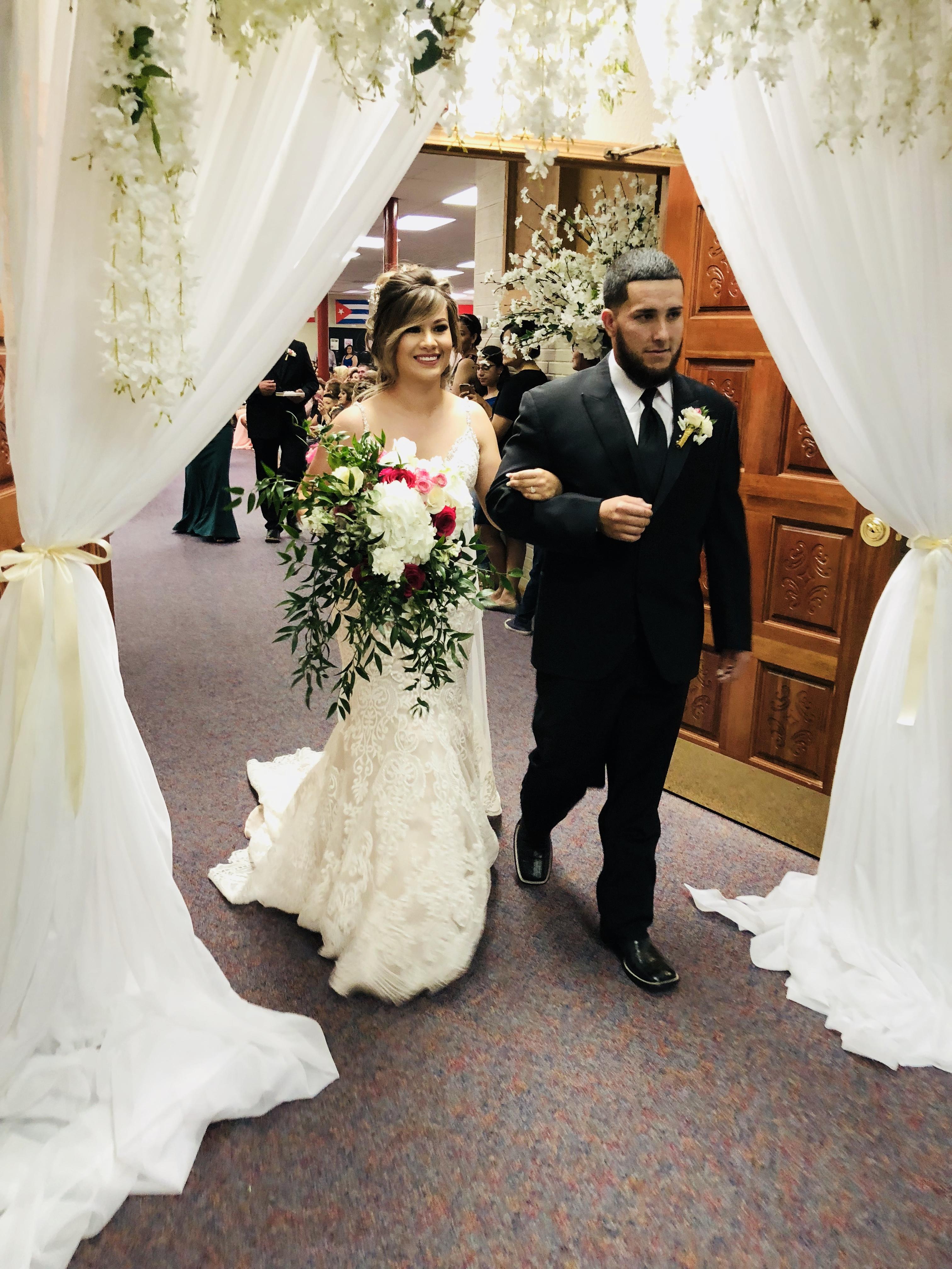 Alejandra and Gerardo