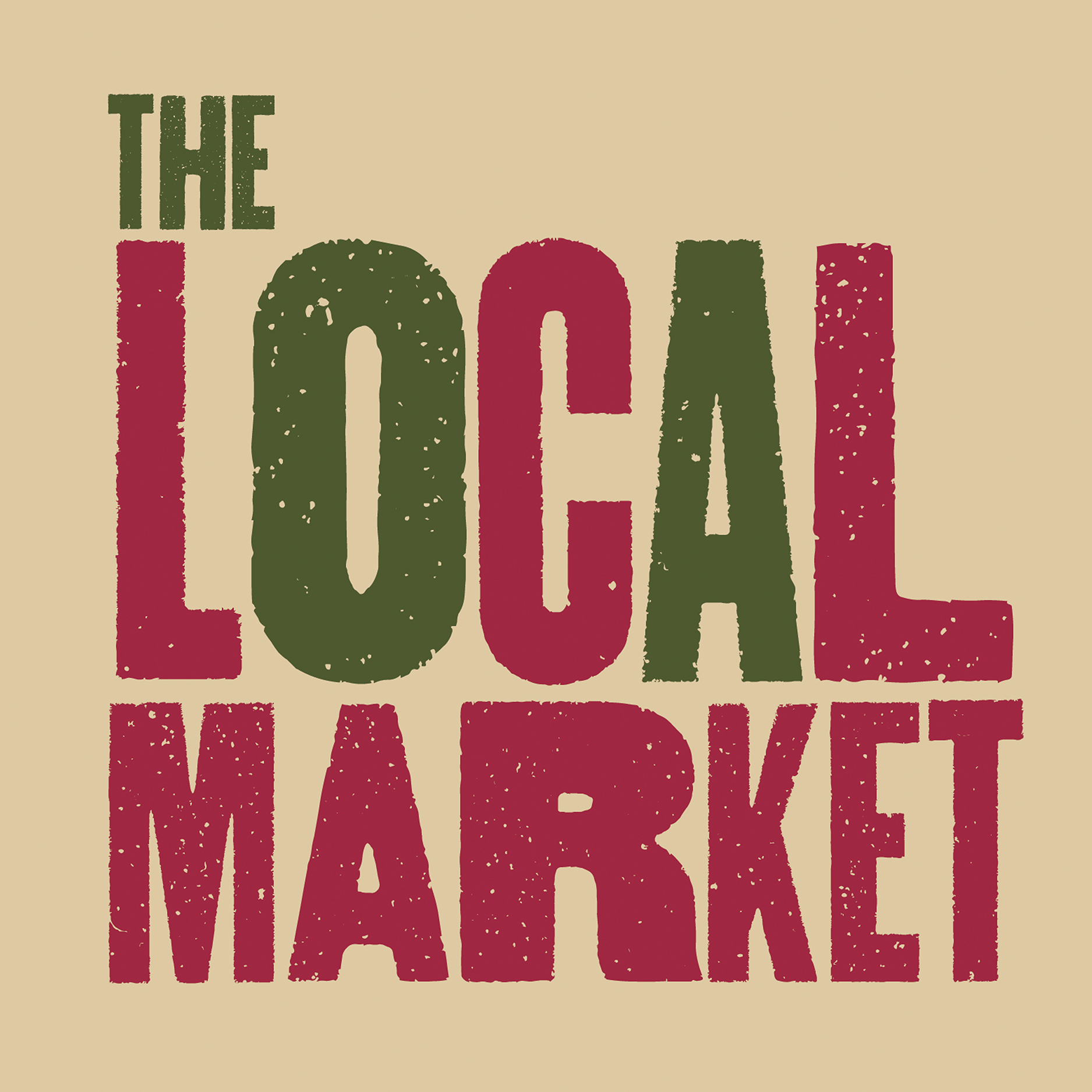 local market tan logo