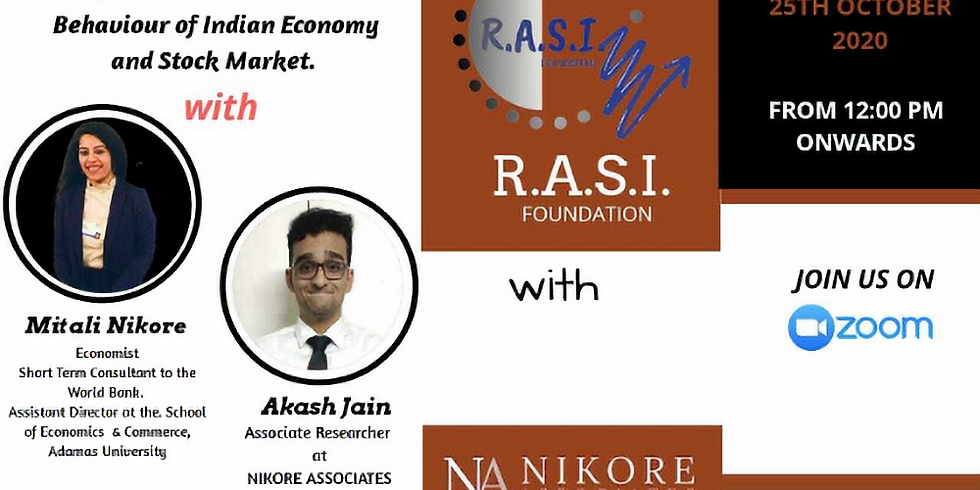 Discussion on Inverse Behaviour of Indian Economy and Stock Market