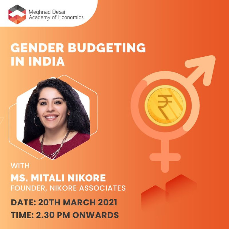 Gender Budgeting in India