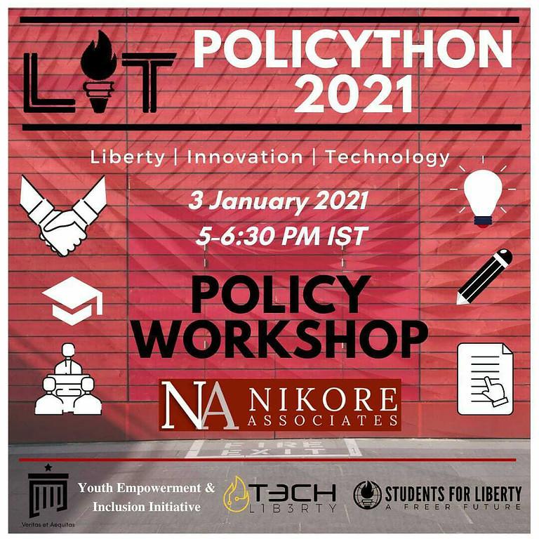 Policython 2021