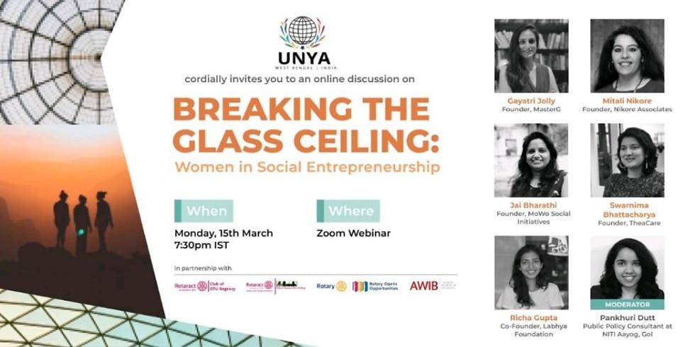 Women In Social Entrepreneurship
