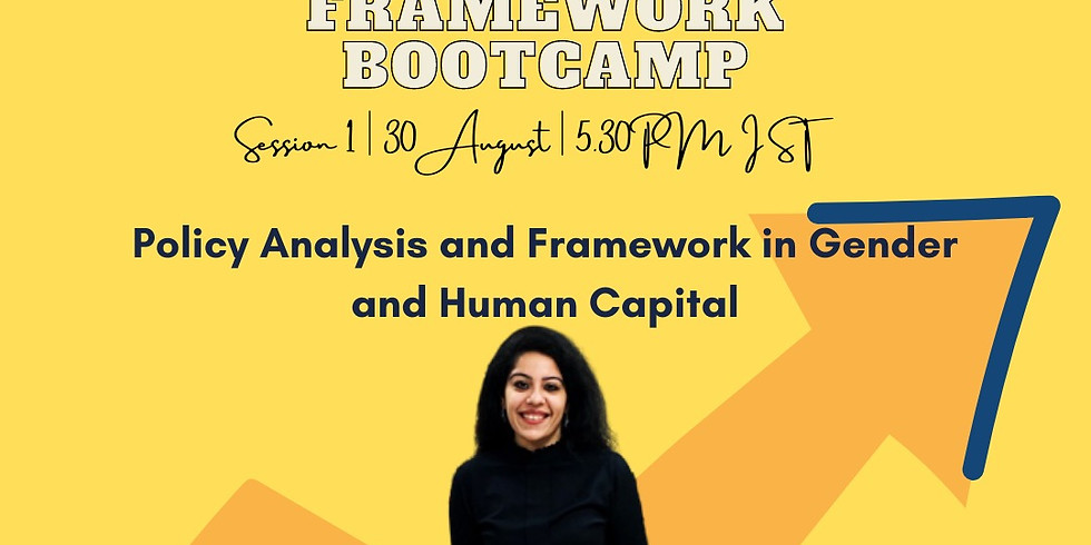 Policy Analysis and Framework Bootcamp, Network Capital.TV- Session 1