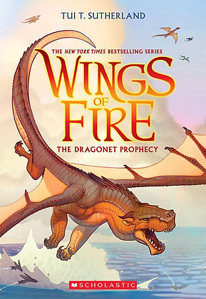 Wings of Fire Book One- The Dragonet Prophecy