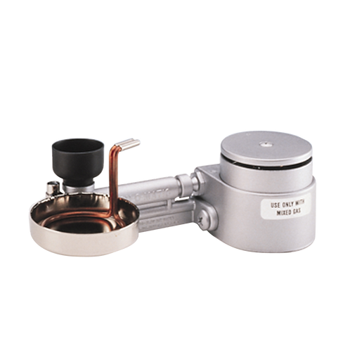 Touch-O-Matic® Bunsen Burner Includes Accessories