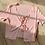 Thumbnail: Front tie crop top - blush