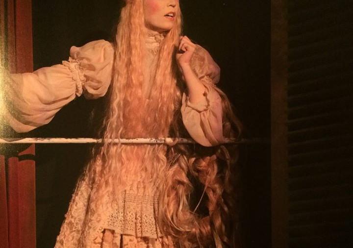 Rapunzel in INTO THE WOODS - Copenhagen,