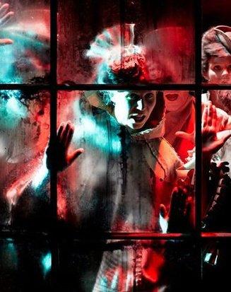 Sweeney Todd shoot 2011
