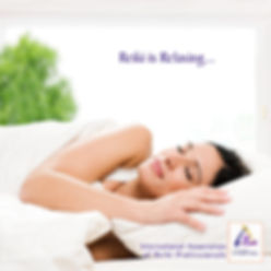 Reiki is relaxing