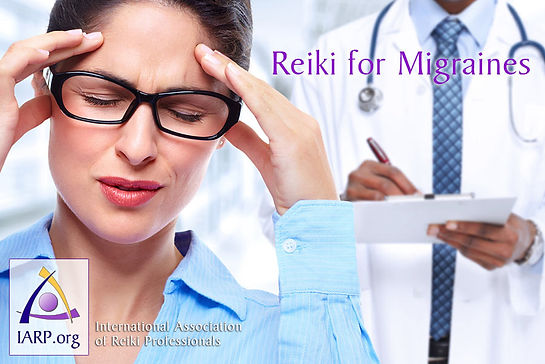 Reiki for Migraines
