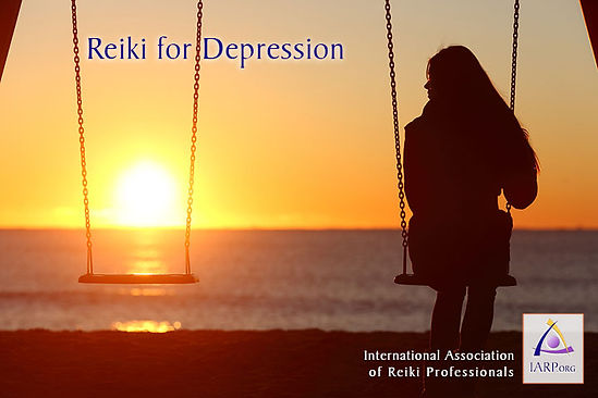 Reiki to Treat Depression