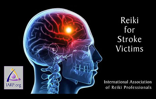 Reiki for Stroke Victims