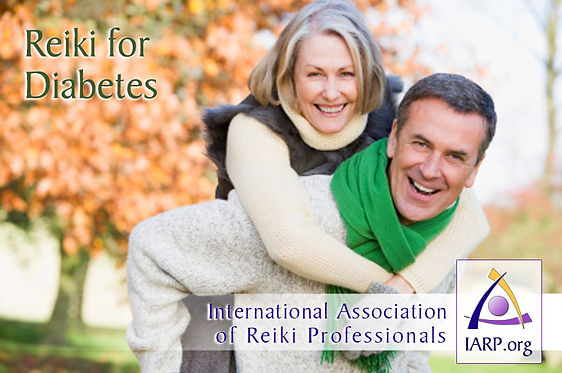 Reiki is effective for Diabetes