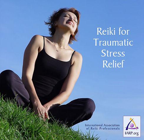 Reiki for Traumatic Stress Relief