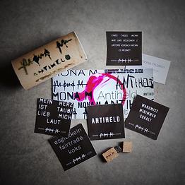 Mona M, Antiheld LP, die Rolle, Album Paket