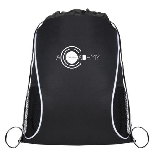 CCB Academy New Drawstring Bag