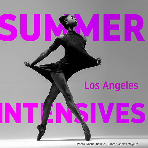 Complexions Summer Intensive Los Angeles