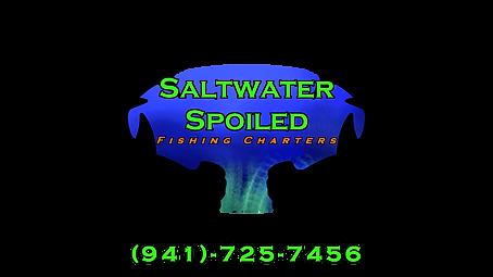Saltwater Spoiled Logo