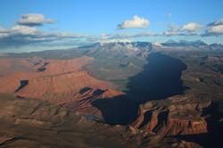 La Sal Mountains Moab, Utah