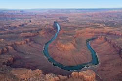 Colorado River Big Bend Moab, Utah