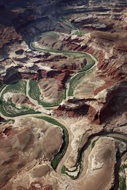 Dirty Devil River, Moab, Utah