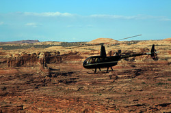 Pinnacle Helicopters, Moab, Utah