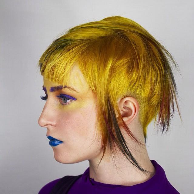#dominiqueSnow #hairstylista #hairbydominique #dominiquehair#salondezen