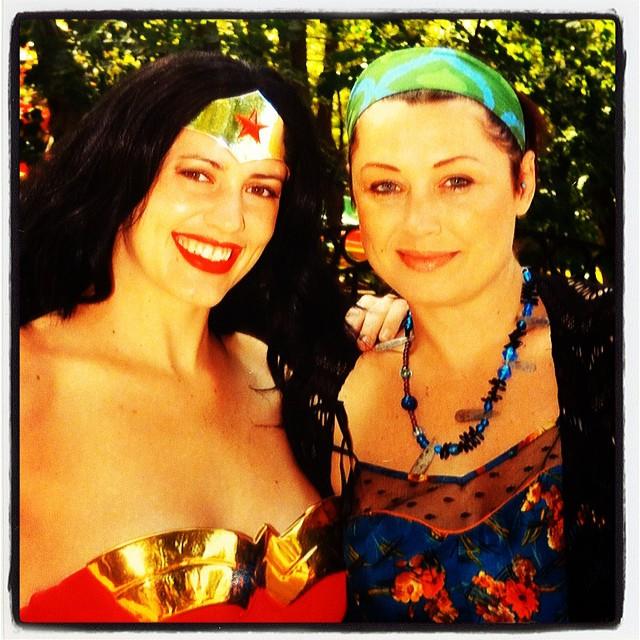 #wonderwomanrocks #wonderwoman #divinevestula