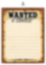 What do you do with a chance wanted post