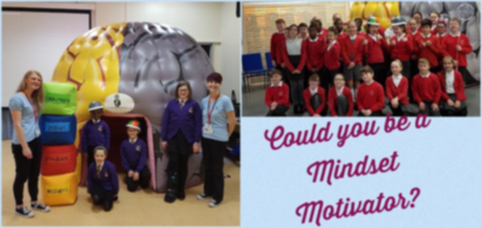 Mindset Motivator kids challenge