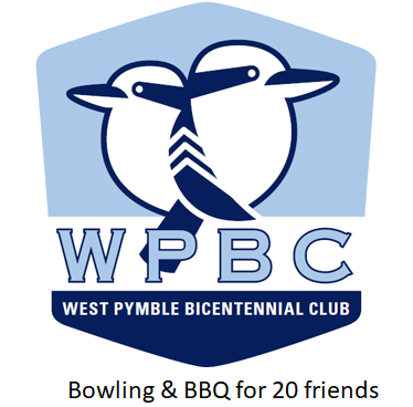 Bowling & BBQ for 20 Friends.  What better way to spend time with friends, than getting together to enjoy 2 hours of barefoot bowling for up to 20 friends at the West Pymble Bowlo.  This prize package also includes a BBQ for up to 20 people and private coach to show you the art of lawn bowls.