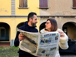 Costa - De Micheli per La Gazzetta di Re