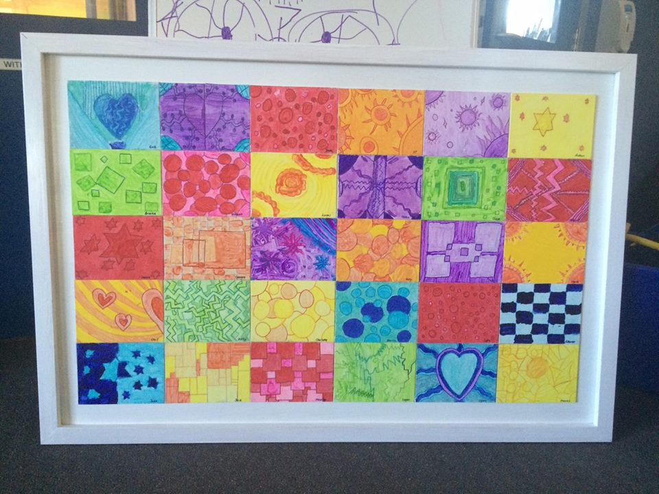 Grid of Friendship, by 5/6S (2016)