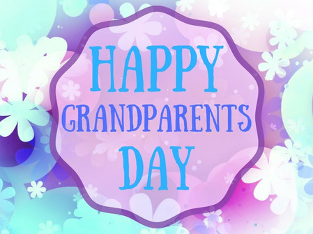 Grandfriends Day (Monday 3rd April)