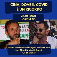diretta facebook con Aldo Conetrali 24 m
