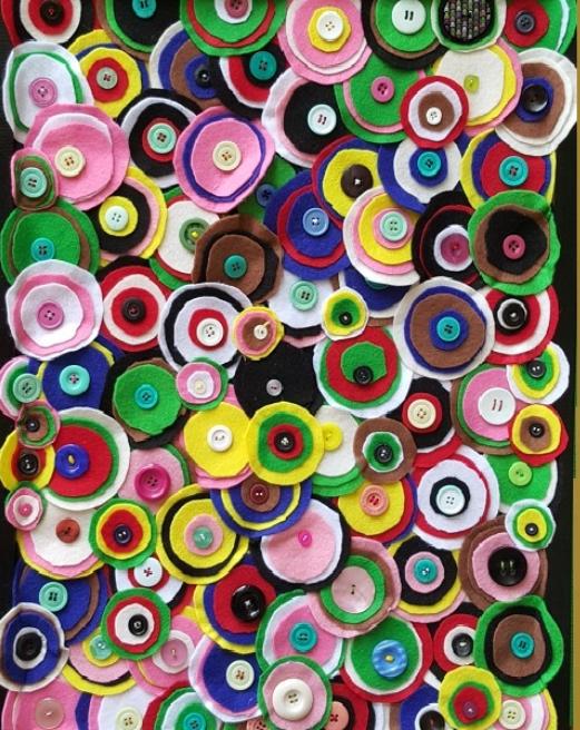 Colour of Children, by 1E (2016)
