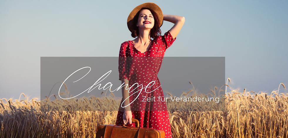 Change Gruppencoaching, Zeit für Veränderung