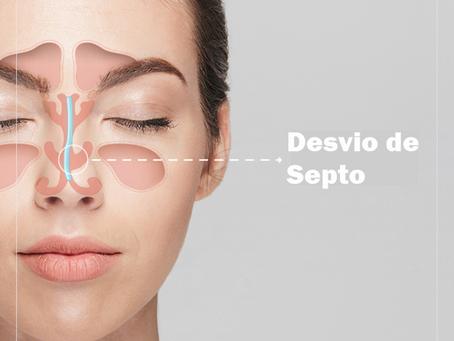 DESVIO DE SEPTO