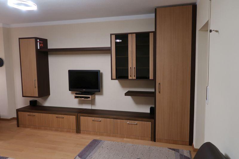 Wohnzimmer Eiche