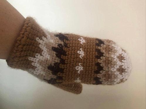 Crochet Bernie Mitts!