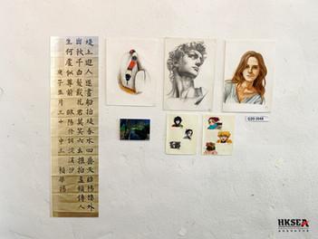 保良局第一張永慶中學 PO LEUNG KUK NO.1 W.H. CHEUNG COLLEGE  賴華揚 LAI WA YEUNG  3E
