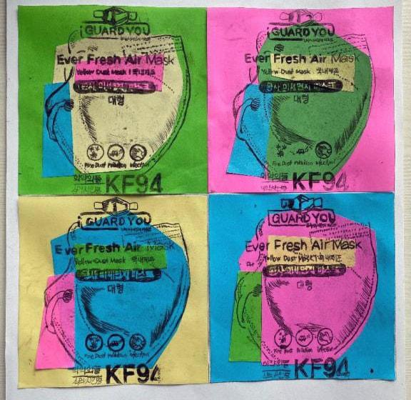 Ever Fresh Air Mask KF 94