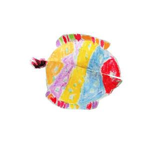 有趣的衣夾魚