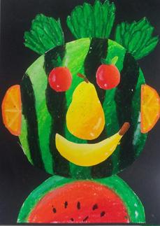 我的弟弟就是「蔬果大王」