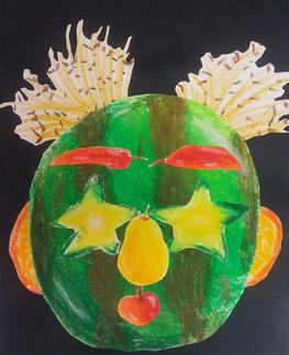 我的朋友就是「蔬果大王」